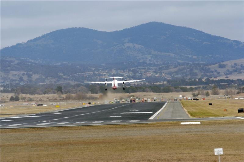 Investigan a aerolínea por usar técnica de aterrizaje no autorizada