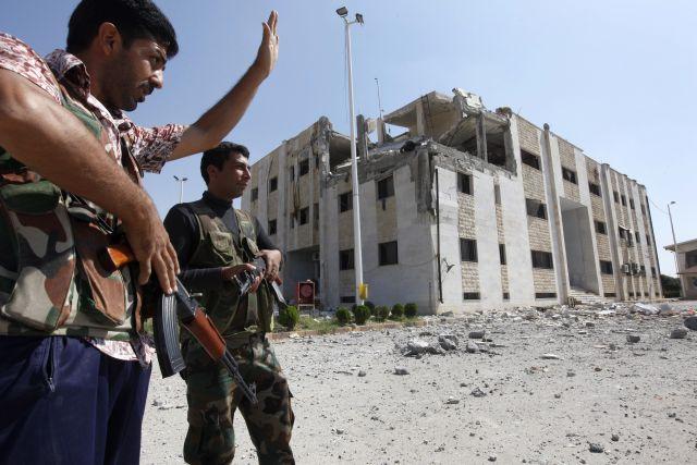 Rebeldes sirios anuncian ofensiva hacia Damasco (video)