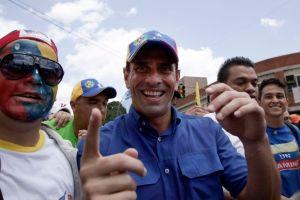 Capriles  no entregará los recursos naturales