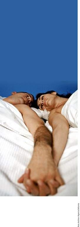 ¿Dormir o no dormir después del sexo?