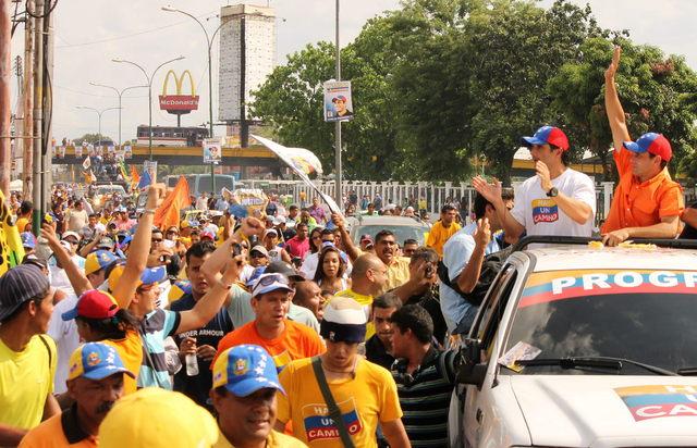 Venezuela empieza su cuenta regresiva