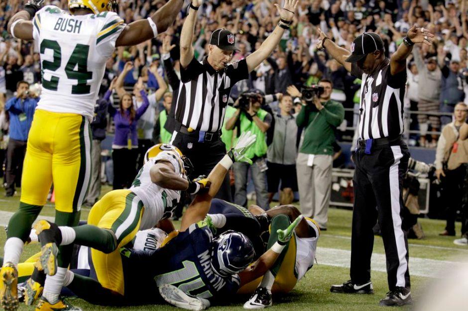 NFL y sindicato de árbitros llegarían a preacuerdo (video)