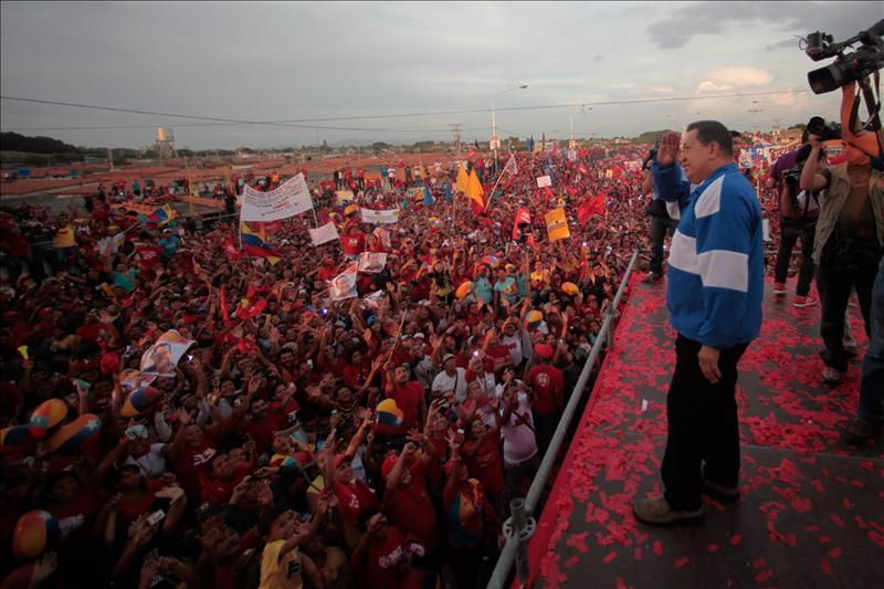 Fuerza Armada venezolana se compromete a respetar elecciones