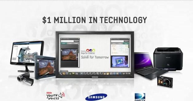 Samsung premia con $1 millón al más duro en ciencias (Video)