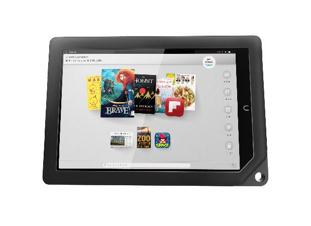 Barnes & Noble lanza tableta Nook HD (Fotos)