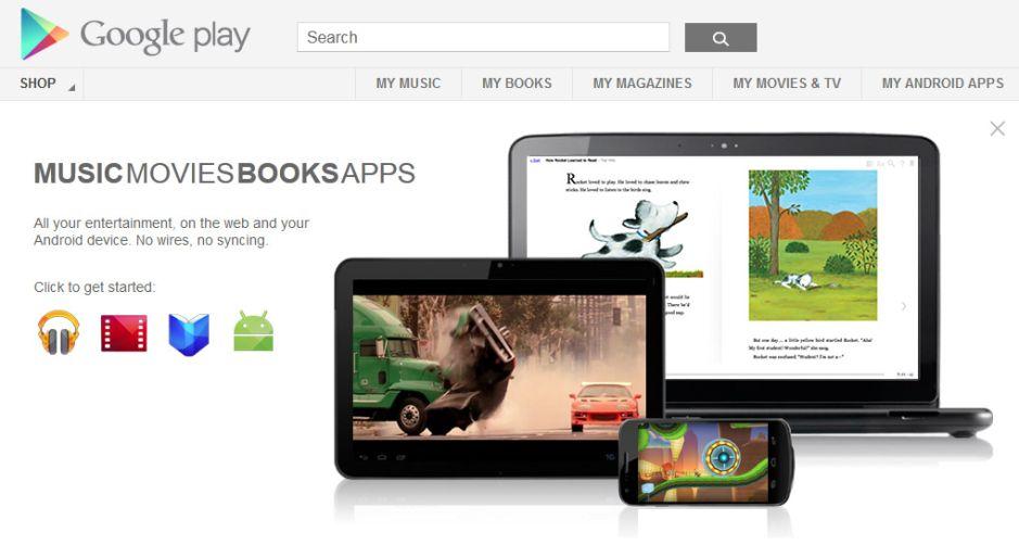Descargas en Google Play alcanzan 25,000 millones (Fotos)
