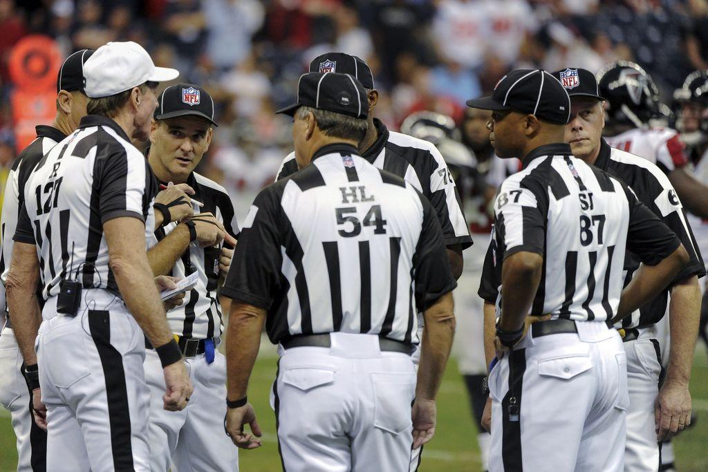 Último minuto: NFL alcanza acuerdo con árbitros