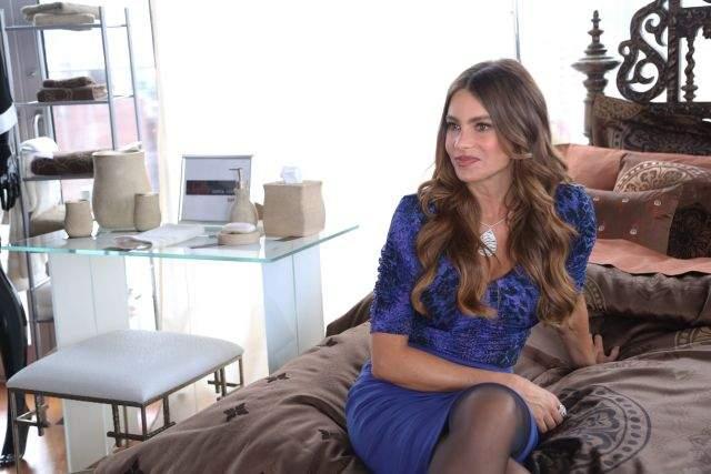 Sofía Vergara reafirma su visión de ropa sexy para la mujer.