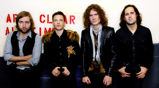 Listos para su batalla The Killers presenta su nuevo álbum