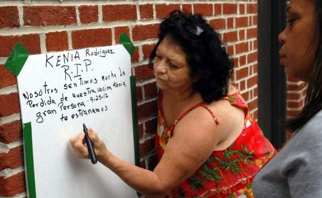 Hispana es asesinada frente a su casa en El Bronx