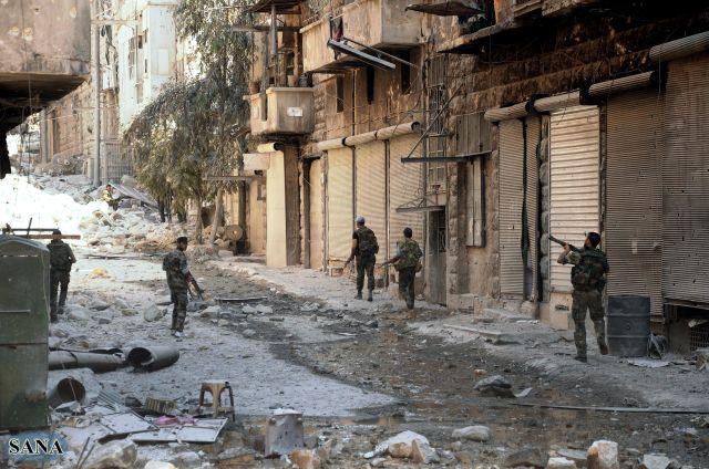 Rebeldes sirios lanzan ofensiva para tomar control de Alepo (Fotos)