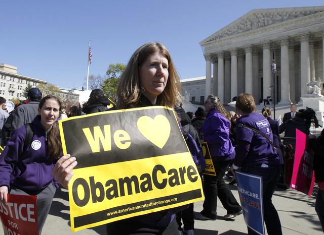 Mayoría por la  ley de salud