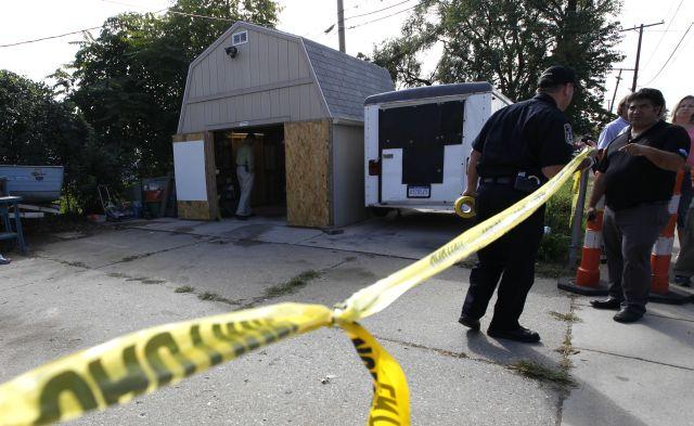 Investigan supuesta tumba de Jimmy Hoffa en Detroit (Fotos)