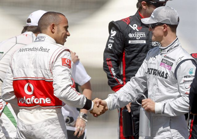 'Checo' ¡es de McLaren!