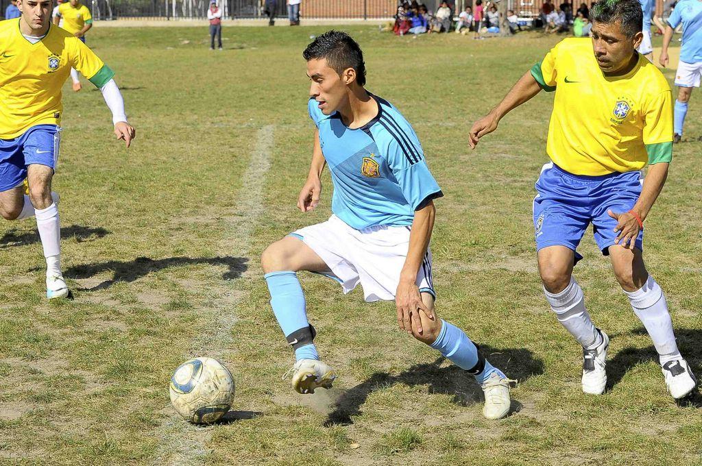 Atlético Michoacán se corona campeón en Liga Azuay (Fotos)