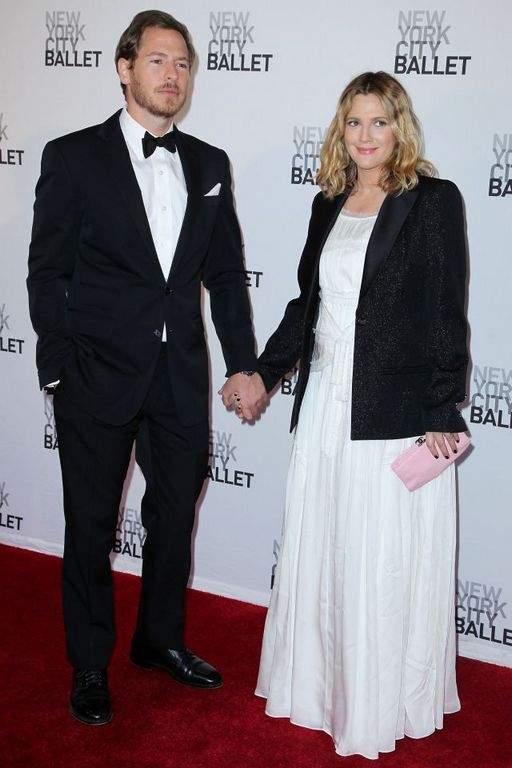 Drew Barrymore ya es mamá (Fotos)