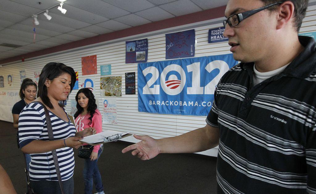 Sólo 38% de hispanos en Illinois elegibles para votar