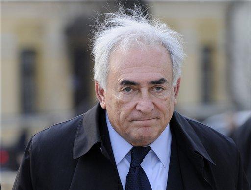 Strauss-Kahn se libra otra vez de acusación por violación (Fotos)