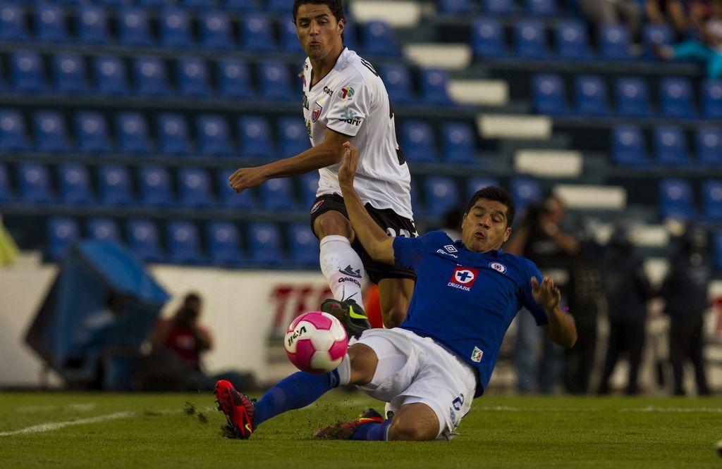 Cruz Azul rompe mala racha: golea al Atlante