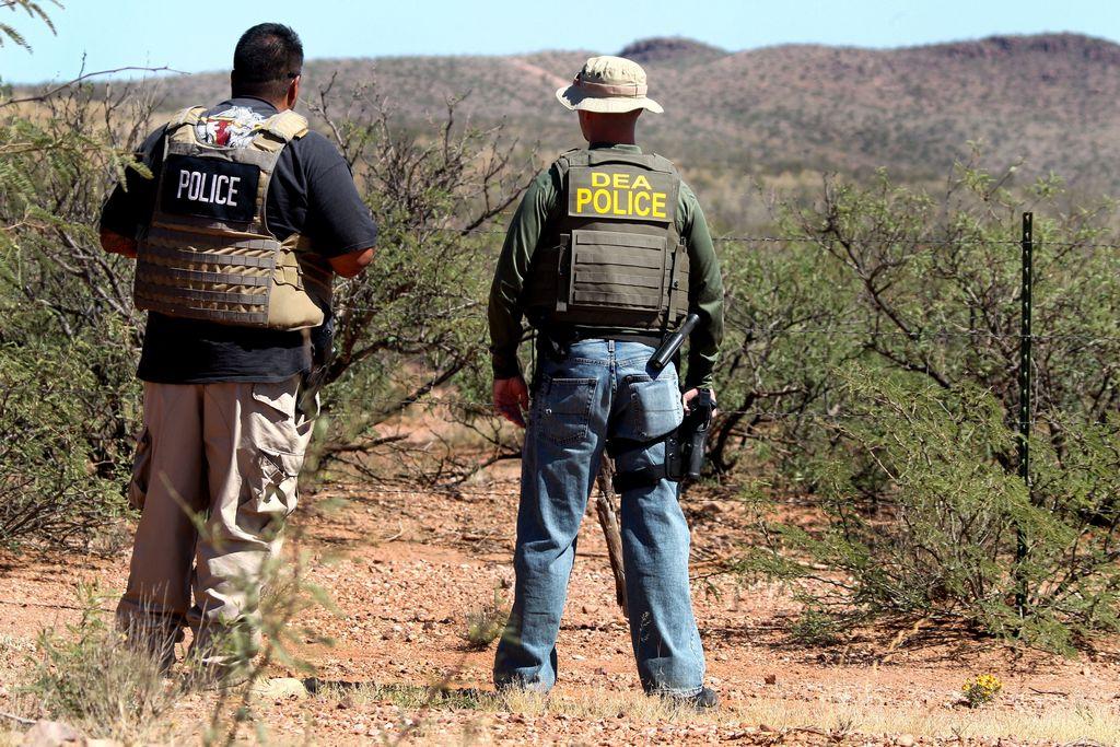 Identifican a agente de la Patrulla Fronteriza acribillado en Arizona