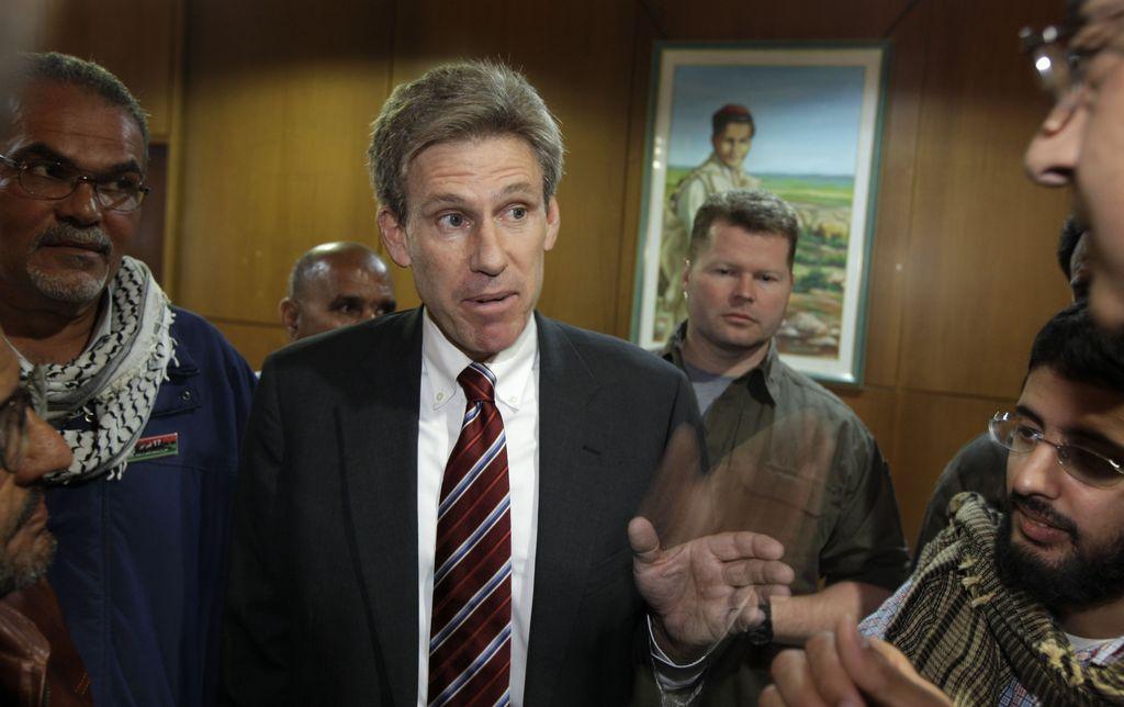 Arrestan a presuntos asesinos del embajador de EEUU en Libia (fotos)