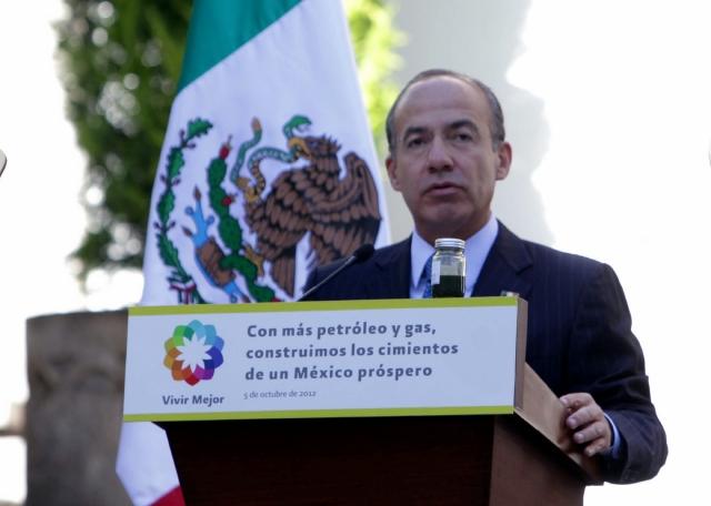 México halla nuevo yacimiento de crudo