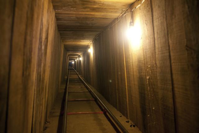 Acusan a narco  por túneles para drogas