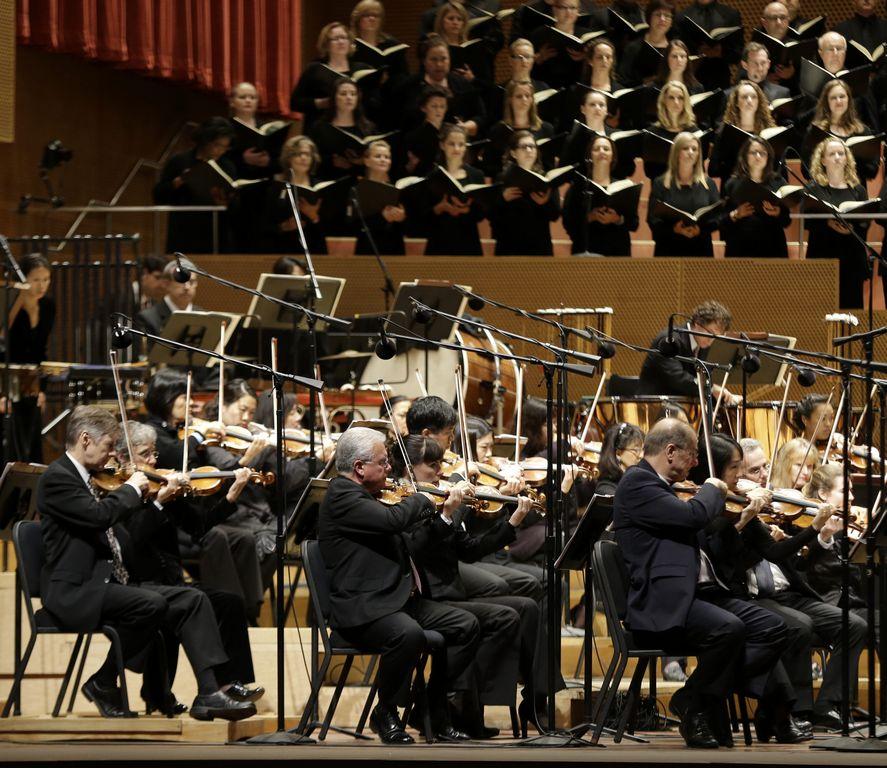 Orquesta Sinfónica de Chicago se luce en Guanajuato