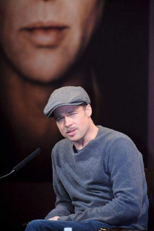 Scott McNairy: Brad Pitt es un 'tipo normal' (Fotos)