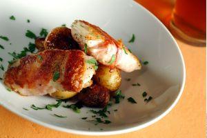 Pierde de peso y cena delicioso con exquisito pescado a la naranja