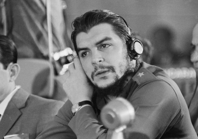 Secretos del Che pueden descargarse por internet (Fotos)