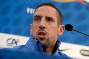 Ante España estaremos muy motivados: Franck Ribéry