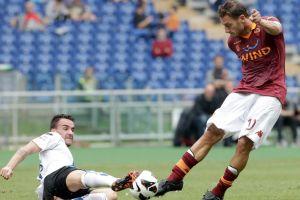 Francesco Totti no piensa en el retiro