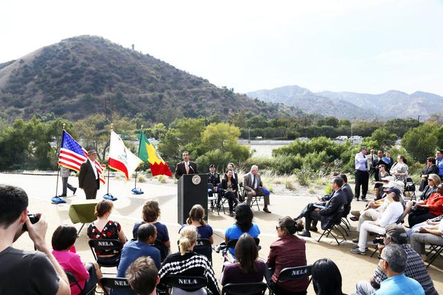 La ciudad recibe 1 millón para restaurar el Rio Los Ángeles
