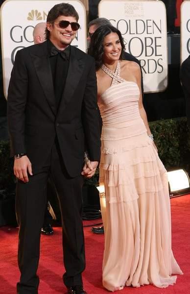 Ashton Kutcher no quiere firmar divorcio con Demi Moore (Fotos)