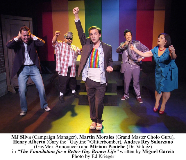 Orgullosos de ser latinos y gay en Boyle Heights (Fotos)