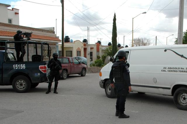 Coahuilenses en espera de la ofensiva tras la muerte del líder de los Zetas