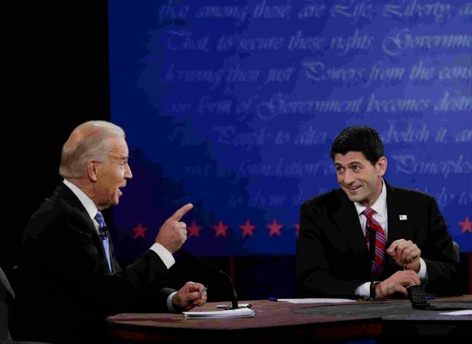 """Biden: """"Nos vamos de Afganistán en el 2014, punto"""""""