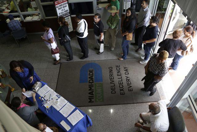 Cerca 500,000 hispanos más se registran para votar