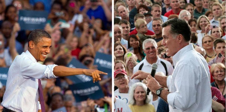 Obama lidera Ohio; Romney repunta en otros estados