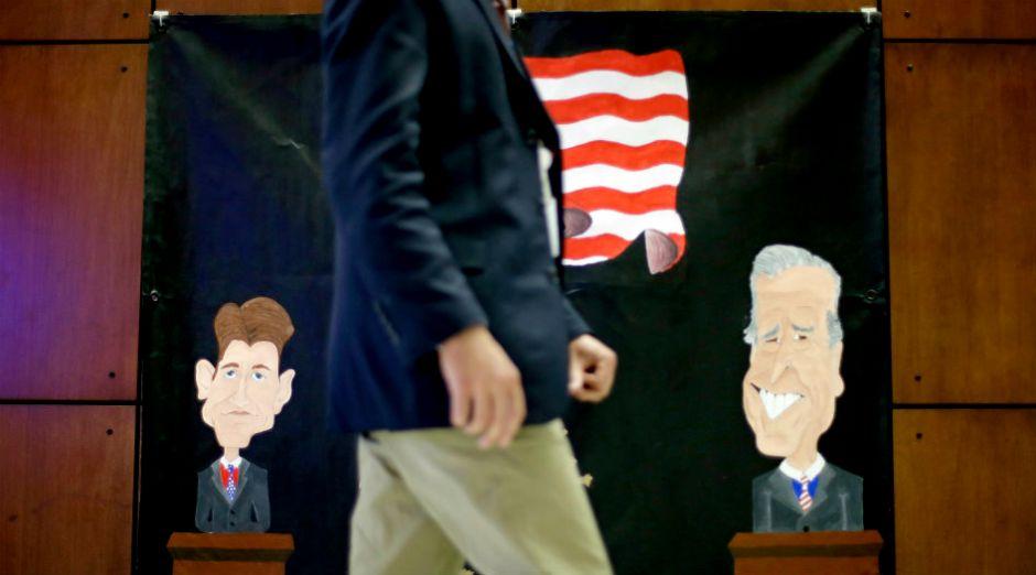 Ryan o Biden: ¿Quién ganará el debate esta noche?
