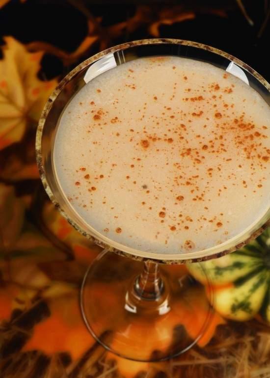 Receta de otoño: Ponche de calabaza
