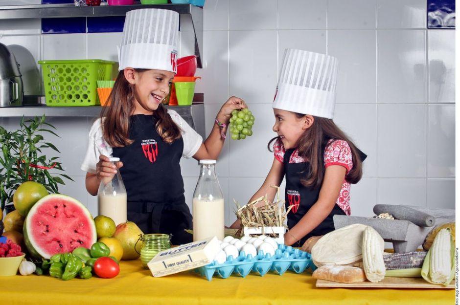 Que cocinen los niños