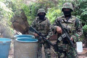 Marina mexicana es la clave contra Zetas