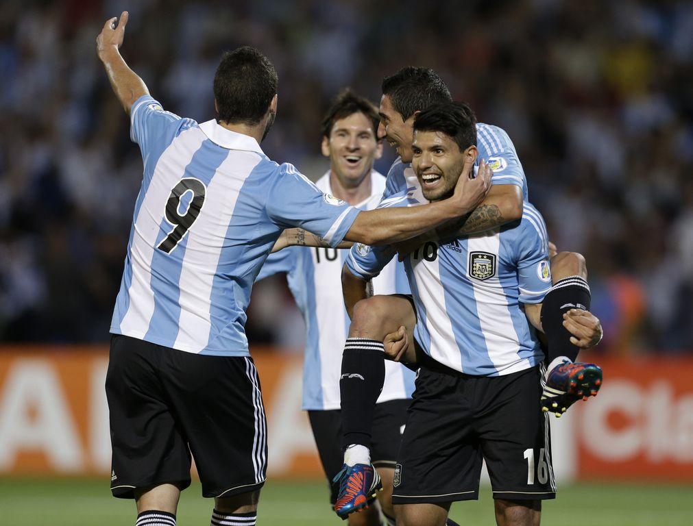El júbilo argentino no se hizo esperar tras la victoria ante Uruguay el día de ayer.