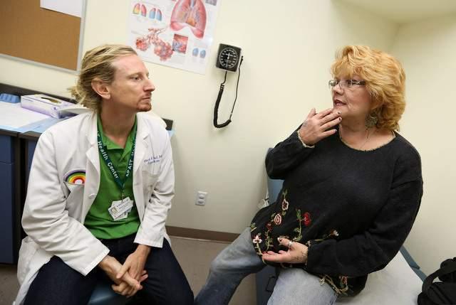 La clinica APAIT brinda sus servicios a los vecinos de Westlake.