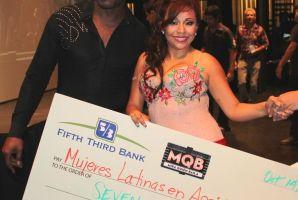 Lili Mendoza gana 'Mira Quien Baila' (Video y fotos)