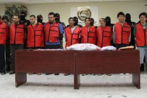 Desarticulan una célula  del grupo   de Los Zetas