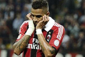 Sale Nocerino en defensa del Milán y pide respeto
