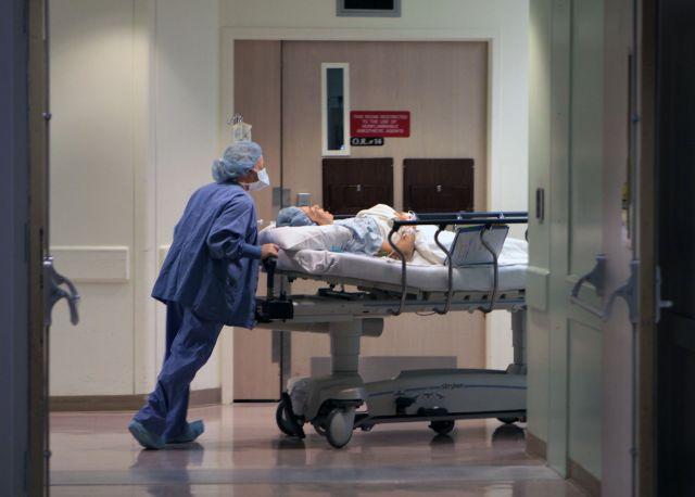 Algunos pacientes fueron trasladados a otras áreas a causa de los gases que entraron en el sistema de ventilación del hospital.